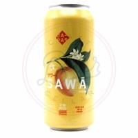 Sawa Peach - 16oz Can