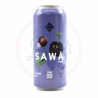 Sawa Plum - 16oz Can