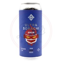 Ultra Sorachi - 16oz Can