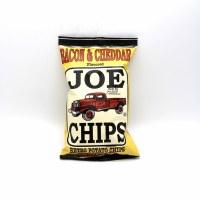 Bacon & Cheddar Chips