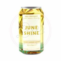 Honey Ginger Lemon - 12oz Can