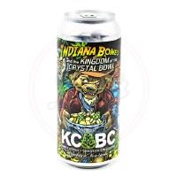 Indiana Bones - 16oz Can