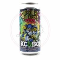 Superhero Sidekicks - 16oz