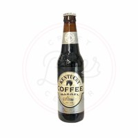 Kentucky Barrel Stout: Coffee