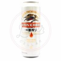 Kirin Ichiban - 25.4oz