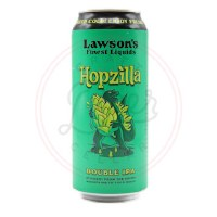Lawson's Hopzilla - 16oz Can