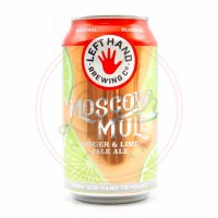 Moscow Mule - 12oz Can