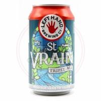 St. Vrain Tripel - 12oz Can