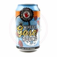 Wheels Gose 'round - 12oz Can