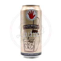 White Russian White Stout