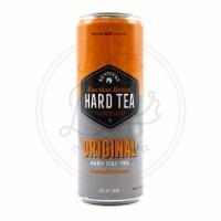Bourbon Barrel Hard Tea