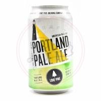 Portland Pale Ale - 12oz Can