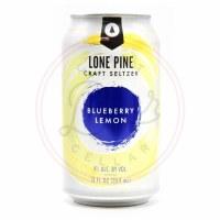 Blueberry Lemon - 12oz Can