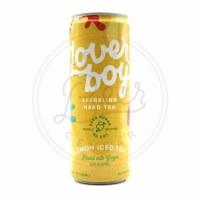 Lemon Iced Tea - 12oz Can