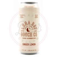 Ginger Lemon - 16oz Can