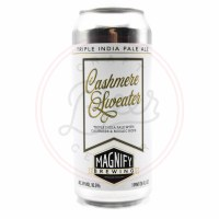 Cashmere Sweater - 16oz Can