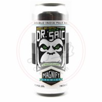 Rock Me Dr. Saic - 16oz Can