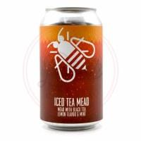 Iced Tea Mead - 12oz Can