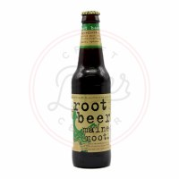 Maine Root Beer - 12oz