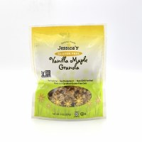 Gf Vanilla Maple Granola
