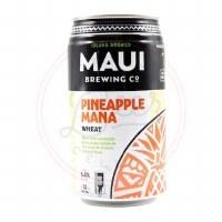 Pineapple Mana - 12oz Can