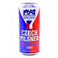 Czech Pilsner - 16oz Can