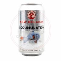 Accumulation - 12oz Can