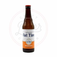 Fat Tire Belgian White - 12oz