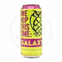 Ohtt: Galaxy - 16oz  Can