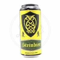 Steinbier - 16oz Can