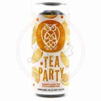 Tea Party - 16oz Can