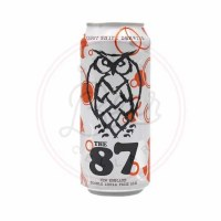 The 87 - 16oz Can