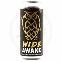 Wide Awake - 16oz Can