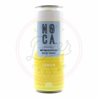 Lemon - 12oz Can