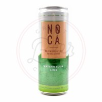 Noca Watermelon Lime - 12oz