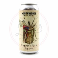 Trapper's Pack - 16oz Can