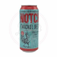 Zwickle Beer - 16oz Can