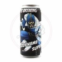 Codename:superfan - 16oz Can