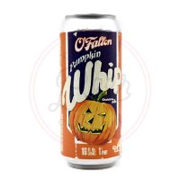 Pumpkin Whip - 16oz Can