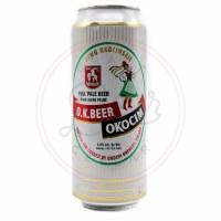 Okocim O. K. Beer - 500ml Can
