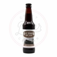 Old Soaker Root Beer - 12oz