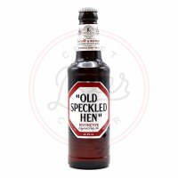 Old Speckled Hen - 12oz