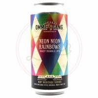Neon Neon Rainbows - 16oz Can