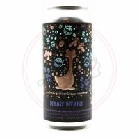 Demure Defiance - 16oz Can
