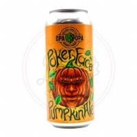 Poker Face Pumpkin Ale - 16oz