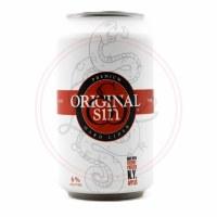 Premium Cider - 12oz Can