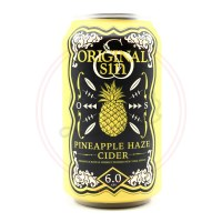 Pineapple Haze - 12oz Can