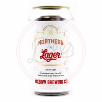 Northern Lager - 12oz Can