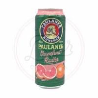 Paulaner Grapefruit Radler