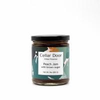 Peach Jam W/ Brown Sugar